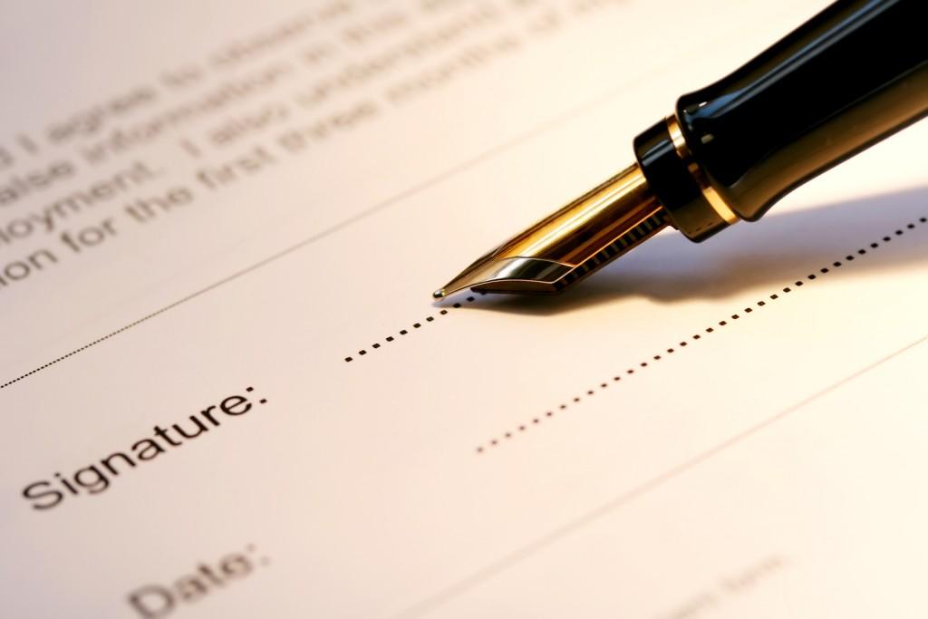 Notary-Signature